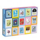 Birds of the World 1000 Piece Puzzle -- Bok 9780735365186