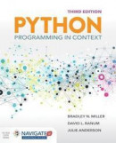 Python Programming In Context -- Bok 9781284175554