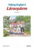 Talking English 5. Lärarpärm med cd -- Bok 9789144081847