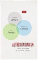 Authoritarianism: Three Inquiries in Critical Theory -- Bok 9780226597133