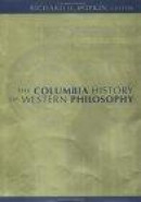 Columbia History of Western Philosophy -- Bok 9780231101288