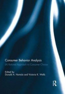 Consumer Behavior Analysis -- Bok 9781317850762