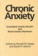 Chronic Anxiety -- Bok 9780898627718