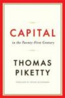 Capital In The Twenty-First Century -- Bok 9780674430006