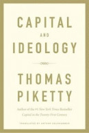 Capital and Ideology -- Bok 9780674980822