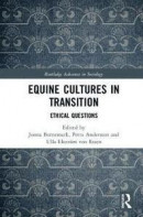 Equine Cultures in Transition -- Bok 9781138549593