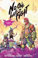 No One Left to Fight -- Bok 9781506713045