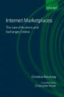 Internet Marketplaces -- Bok 9780199254293