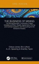 The Business of Mining -- Bok 9781138299689