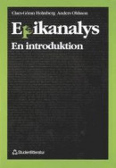 Epikanalys : En Introduktion -- Bok 9789144008042
