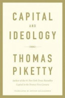 Capital and Ideology -- Bok 9780674245082