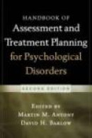 Handbook of Assessment and Treatment Planning for Psychological Disorders, 2/e -- Bok 9781606238684