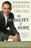 The Audacity of Hope: Thoughts on Reclaiming the American Dream -- Bok 9780307237705