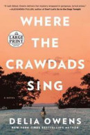Where the Crawdads Sing -- Bok 9781984827616