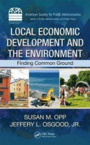 Local Economic Development and the Environment -- Bok 9781351559898