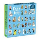 Dogs With Jobs 500 Piece Puzzle -- Bok 9780735364820