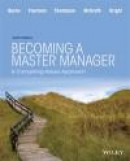 Becoming a Master Manager: A Competing Values Approach -- Bok 9781118582589